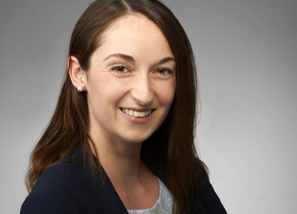 Patientenanwältin Lisa Schimkus